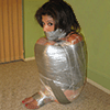 Mummification Bondage