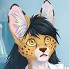 furry leopard