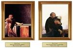 Илья Репин Иван Грозный убивает Марата Масло, холст, 1866  Илья Репин Иван Грозный убивает неизвестную Масло, холст. 1865