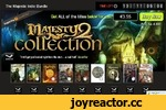 The Majestic Indie Bundle Get ALL of the titles below for, It will get you hooked right from the start. ..a real find!' GameStar l-.l SADI* It Kf NGS STCAM- STCAH- ctip0net.cor