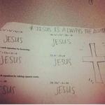 1р'*5р*+*г + го tTÎSUs IS A LW/IVSTHE Jesus ■ г ♦ 15л + 56 , о JESUS E#i ttptalH in h) (я к inj; Mjuurr root*. * -Ä) ТО» *»' • 7»' - îft, - }* JESUS Í2) A1 -25*0 Jt sus 24) 10i'(,»4 JESUS