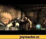 Resident Evil 4 PC Standard Definition Footage,Entertainment,,See what Resident Evil 4 on PC looks like running with standard definition textures at 30fps.