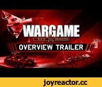 WARGAME RED DRAGON: OVERVIEW,Games,,Site: http://www.wargame-rd.com/ FaceBook: https://www.facebook.com/WargameRTS Twitter: https://twitter.com/WargameRTS Devblog: http://devblog.wargame-ab.com/ The latest title from Eugen Systems, Wargame Red Dragon, today unveiled a new video showing the game in