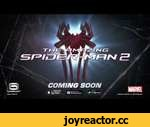 The Amazing Spider-Man 2 - Game Announcement Trailer,Games,,Gameloft presents the action-packed, open-world adventure for the highly anticipated The Amazing Spider-Man 2.  Web-sling through a free-roam Manhattan in the ultimate playground, as Spider-Man rushes to save New York City from the chaos