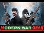 Modern War Gear Solid #1 ツ,Games,,Культовые герои Modern Warfare и Metal Gear Solid встречаются на ваших глазах! Изумительный сериал от студии Beat Down Boogie на русском языке. Спешите видеть!