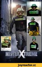 MR. XTREME Location: San Diego, Gaüfomta Category: Crime Fighter