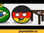 CountryBalls #5 | Германия развлеклась,Entertainment,,