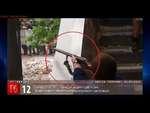 Как на Греческой 2 мая расстреливали Одесситов - Odessa 2nd May Ukrainian nationalists used firearms,News,,Одесса - Украина - 02.05.2014 г. В данном видео показано, как люди с марша за единую Украину, изначально были вооружены не только битами и камнями, но травматическими и боевыми пистолетами, а т
