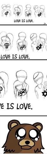 88 (&) а @S  LOVE IS LOVE.  LOVE IS LOW.  £ is lov*.