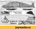 EVERYDAY SCIENCE AND MECHANICS far NOV..DEC.. 1934 EVERYDAY SCIENCE AND MECHANICS /or NOV..DEC., 193« STATEROOMS GRAND SALON DININGROOM OUTERSHELL HEATEO BY EXHAUST CASES FROM ENGINES PREVENTING ICE FORMATION STERN DYNAMIC CONTROL RUOOER PROPELLER . GYMNASIUM KIT01EN WATER SUPPLY \RADIOROO
