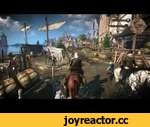 The Witcher 3: Wild Hunt - 35min gameplay demo,Games,,For more information visit: Pre-order: http://buy.thewitcher.com/ Facebook: https://www.fb.com/thewitcher Twitter: https://twitter.com/witchergame Homepage: http://thewitcher.com/witcher3/  The game is scheduled to launch February 24th, 2015 and