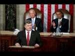 Выступление Порошенко в Конгрессе США 18 сентября 2014,News,,Президент Украины Петр Порошенко 17 сентября прибыл с первым рабочим визитом в Соединенные Штаты Америки. Глава украинского государства выступил с речью на совместном заседании палат Конгресса США - Палаты представителей и Сената. Программ
