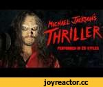 Michael Jackson - Thriller | Ten Second Songs 20 Style Halloween Cover,Music,,My name is Anthony Vincent and I'm the voice of Ten Second Songs. Make sure to subscribe to my channel to see/hear some more awesome music from me!  I hope you all enjoy my Halloween themed 20 style cover of Thriller by