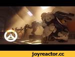Внутриигровой ролик Overwatch,Games,,Миру нужны герои: http://www.playoverwatch.com   Overwatch™ — необычный футуристический командный шутер, в котором герои сражаются за мирное будущее. Каждый матч представляет собой захватывающую схватку с участием множества самых разнообразных героев — наемников,