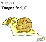 "SCP:111 ""Dragon Snails"""