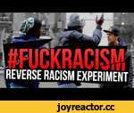 SHOCKING Racism Social Experiment,Comedy,,This video will not stop racism, we're aware of that. But the more effort we put into getting the message out there, the higher the chance is, isn't that right? It's better than to not do anything at all. Another issue with racism is that people believe