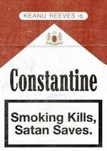 Constantine Smoking Kills, Satan Saves.