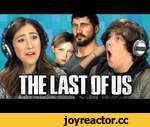 THE LAST OF US (Teens React: Gaming),Games,,SUBSCRIBE TO THE REACT CHANNEL: http://goo.gl/c5TeQI Watch all episodes of GAMING: http://goo.gl/TVhuol Support the REACT channel! Get FREE ANIME! http://crunchyroll.com/React & FREE VIDEO GAMES! http://gamefly.com/React Watch all REACT channel videos