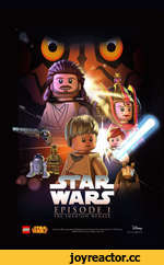 © & ™ Lucasfilm Ltd. LEGO, the LEGO logo and the Minifigure are trademarks and/or copyrights of The LEGO Group. ©2015 The LEGO Group. All rights reserved