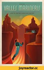 DISCOVE R LAND OF MARTIAN CHASMS AND CRATERS Mars Colonization and Tourism Assoc. I