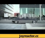 Invisible Mercedes,Tech,Mercedes,Fuel Cell,Electric Car,Publicity Stunt,Invisible,Video trick,When Mercedes wanted to promote its new fuel cell vehicle, instead of placing it squarely in front of everyone in the world, the company decided to make the car invisible. We have video.