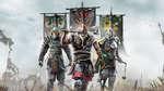 For Honor Геймплей - Мультиплеер – E3 2015 [RU],Gaming,,Проложите разрушительный путь через поля битвы в For Honor, совершенно новой игре, разработанной студией Ubisoft Montreal.  Джефф Спайсер, производственный директор и Джефф Эллеонор, директор по дизайну уровней впервые представляют вам геймплей