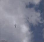 Падение самолёта