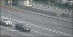 Мотоциклист врезался в авто и вылетел с транспорта