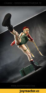 Cammy - Super Street Fighter IV
