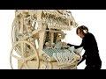 Wintergatan - Marble Machine (music instrument using 2000 marbles),Music,wintergatan,marble,marble machine,Martin Molin,Martin,Hannes,Woodworking,DIY,Hannes Knutsson,Knutsson,vintergatan,Detektivbyrån,Detektivbyran,molin,Marble run,marble race,rbs,rolling ball s