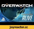 Overwatch - Alive Animated Short | PS4,Gaming,Overwatch Animated Short,Overwatch,FPS,Overwatch Game,Shooter,Widowmaker Animated Short,Overwatch Winston,Team Based Shooter,Blizzard Entertainment,https://www.playstation.com/en-us/games/overwatch-origins-edition-ps4/  © 2016 Blizzard Entertainment, I