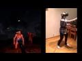 Девушка играет в хоррор-игру в шлеме виртуальной реальности.,Comedy,Девушка играет в хоррор-игру в шлеме виртуальной реальности.,Девушка играет в хоррор-игру,хоррор-игру,шлеме виртуальной реальности,виртуальной реальности,Девушка играет в хоррор-игру в шлеме виртуальной реальности.