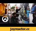 Overwatch Mural Time Lapse | Sydney, Australia,Gaming,Overwatch,Blizzard Entertainment,Blizzard,FPS,First-Person Shooter,Team-Based Shooter,Objective-Based Shooter,Shooter,Action Game,Team Game,Objective-Based Game,Multiplayer Game,Hero,Heroes,Hero Abilities,Future,Near-Future,Sci-Fi,21 heroes in