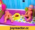 Baby Doll Potty Training - Barbie baby dolls eat & poop fun potty toy,Entertainment,baby doll,potty time,baby potty training,baby doll poops,potty poop,toilet,poop,toys,baby,bathroom,potty,baby doll potty time,baby born,nenuco baby girl,toilet toy,potty