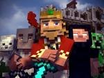 """Fallen Kingdom"" - A Minecraft Parody of Coldplay's Viva la Vida (Music Video),Entertainment,minecraft,song,parody,coldplay,cold,play,viva,la,vida,music,video,captainsparklez,captain,sparklez,tryhardninja,bootstrap,buckaroo,fyreuk,doc,exx,Download the song on iTunes!"