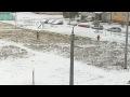 Логойск, косим травку под снегом.,People & Blogs,,Логойск, косим травку под снегом.