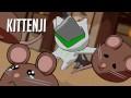"Overwatch but with Cats - ""KatsuWatch"" - Offense Heroes,Entertainment,fight,animation,katsu cats,katsuwatch,overwatch,highlight intros,cat,cats,nekowatch,neko,katsu,cute,overmuch,dillongoo,blender,kittenji,meowcree,furrah,whisker 76,attack heroes,sombra,genji,pharah,soldier"