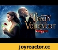Beauty and Lord Voldemort,Comedy,beauty,beast,voldemort,harry potter,lord voldemort,Who could ever learn to love a real beast like Voldemort? A mashup of 'Beauty and the Beast' and 'Harry Potter', with Voldemort as the beast, and Belle is a witch. Gaston is, of course, a brave and proud Gryffind