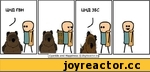 UHfl 3BC [Cyanide and Happiness <g> Joy React or . ruf