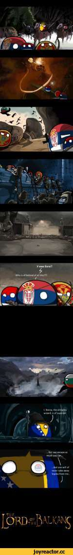 I, Bosna, the almighty wizard, is of superior. ...But you will of never take away Srpska from me..