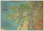 Tribe ofthe Saris Wtroll CojjNTsm Northern Wastes § ; The 1High wss' Sea of Claws Northern Oblast Castle Alexandronov Eastern Oblast ® Sal /.en m und ©ErengradJ \Western '•Oblast Zorn\Bzkjj.l\ T h emSïïemmSilui l HLccn d '^^^^'^Mj^ordland Republic y v®. Fort Solace of it he Mi