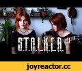 Stalker OST - Dirge for the Planet (Gingertail Cover),Music,Stalker,OST,Dirge for the Planet,Theme,Main Theme,Firelake,Videogame music,cover,guitar,guitar cover,vocal,vocal cover,soundtrack,music,acoustic,acoustic cover,Alina Gingertail,Алина Рыжехвост,Сталкер,кавер,музыка из игры,гитара,гитарный ка
