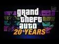 GTA 20th Anniversary Tribute Trailer,Gaming,gta,gta 2,gta london,gta 3,vice city,san andreas,gta advance,gta liberty city stories,gta vice city stories,gta chinatown wars,gta 4,the lost and damned,the ballad of gay tony,gta 5,gta online,grand,theft,auto,grand theft
