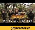 "Marvel Studios' Avengers: Infinity War Official Trailer,Entertainment,marvel,comics,comic books,nerdy,geeky,super hero,superhero,avengers: infinity war,avengers,infinity war,marvel studios,""There was an idea…"" Avengers: Infinity War. In theaters May 4. ► Subscribe to Marvel: http://bit.ly/WeO3YJ F"
