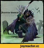 Phantom warrior WARRI0RS WH0 BETRAYED THEIR CemRADES IN BATTLE ARE C0NDErTlNED T© EIGHT E0REVERm©RE