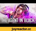 SOULCALIBUR VI - PS4/XB1/PC - The Agent in Black (Character announcement trailer),Gaming,bandai namco Entertainment,bandai namco,namco bandai,namco,videogames,gaming,games,Videogame,jeu video,jeux videos,videospiel,spiele,videogioco,gioco,videojuego,juego,trailer,video,teaser,soulcalibur,soul