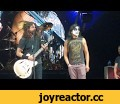 Kiss Guy (YAYO Sanchez) plays Monkeywrench w/ Foo Fighters Austin TX 4-18-18,Music,Monkeywrench,Live,Foo Fighters,Dave Grohl,Fan,Plays,Kiss,Gene Simmons,Makeup,Austin,Texas,360 Arena,Dave ackowledges a fan's sign, pulls him onstage to play Monkeywrench, and the fan absolutely nails it. Dressed with