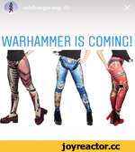 WARHAMMER IS COMINC!