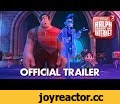 "Ralph Breaks the Internet: Wreck-It Ralph 2 Official Trailer,Film & Animation,Disney,Walt Disney Animation Studios,Disney Animation,Walt Disney,Animation,Watch the official trailer for Ralph Breaks the Internet: Wreck-It Ralph 2. See the film in theatres November 21. ""Ralph Breaks the Internet: Wr"