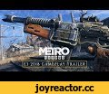Metro Exodus - E3 2018 Gameplay Trailer (Official 4K),Gaming,Metro Exodus,Metro Redux,Metro 2033,Metro Last Light,Xbox One,Xbox Scorpio,PlayStation 4,PC,Steam,Deep Silver,4A Games,FPS,Artyom,Moscow,Russia,Apocalypse,Dmitry Glukhovsky,Spring,The Volga,Train,The Aurora,Angel,Massive